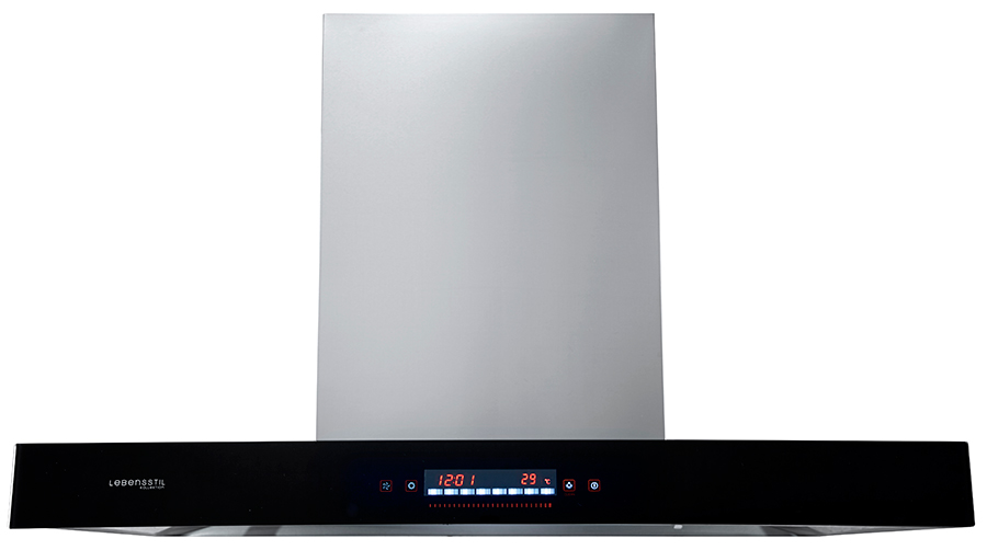 Auto-Clean Chimney Hood LKCH-9108SS