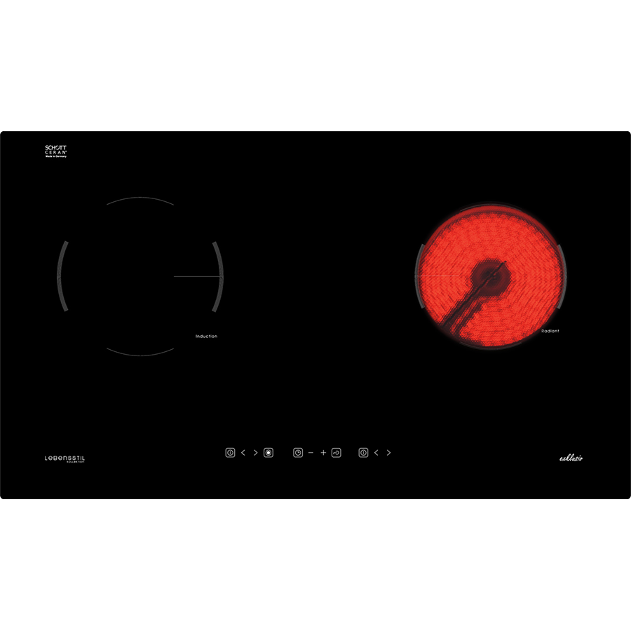 Built in Ceramic Hybrid Hob LKHH-7302P