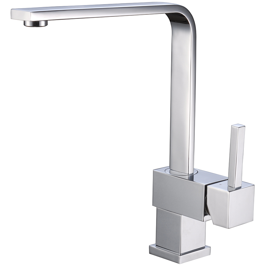 Kitchen Tap Mixer with flat spout LKKT-2401FL