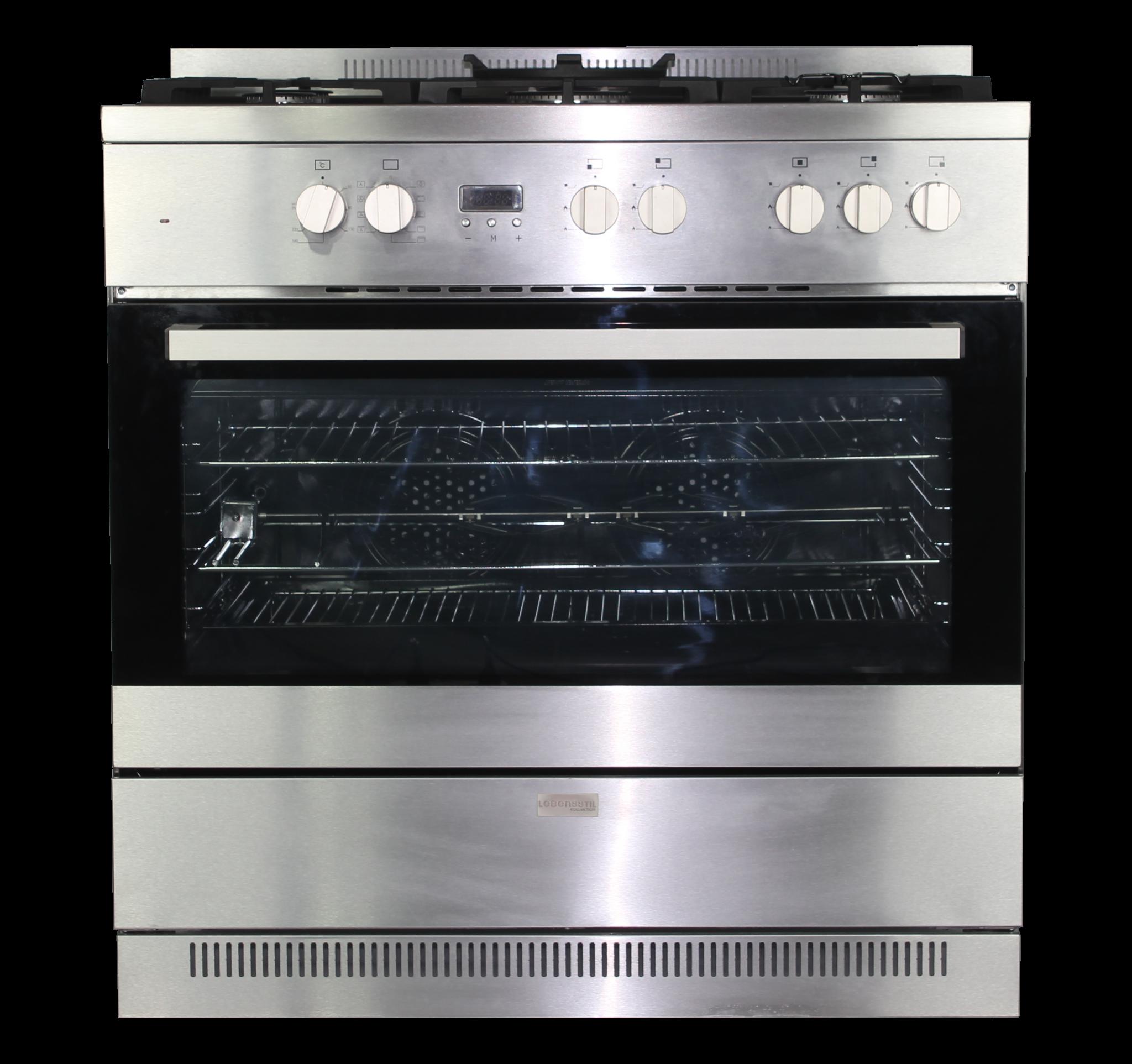 5 Burners Range Cooker - 110L | LKRC-9150G