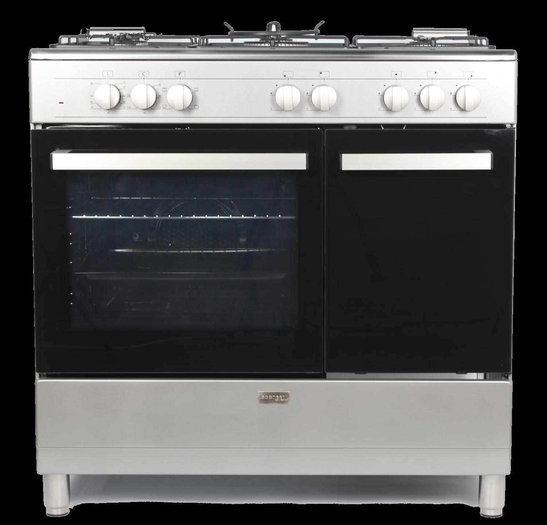 Range Cooker with 5 Burners - 72L | LKRC-9250