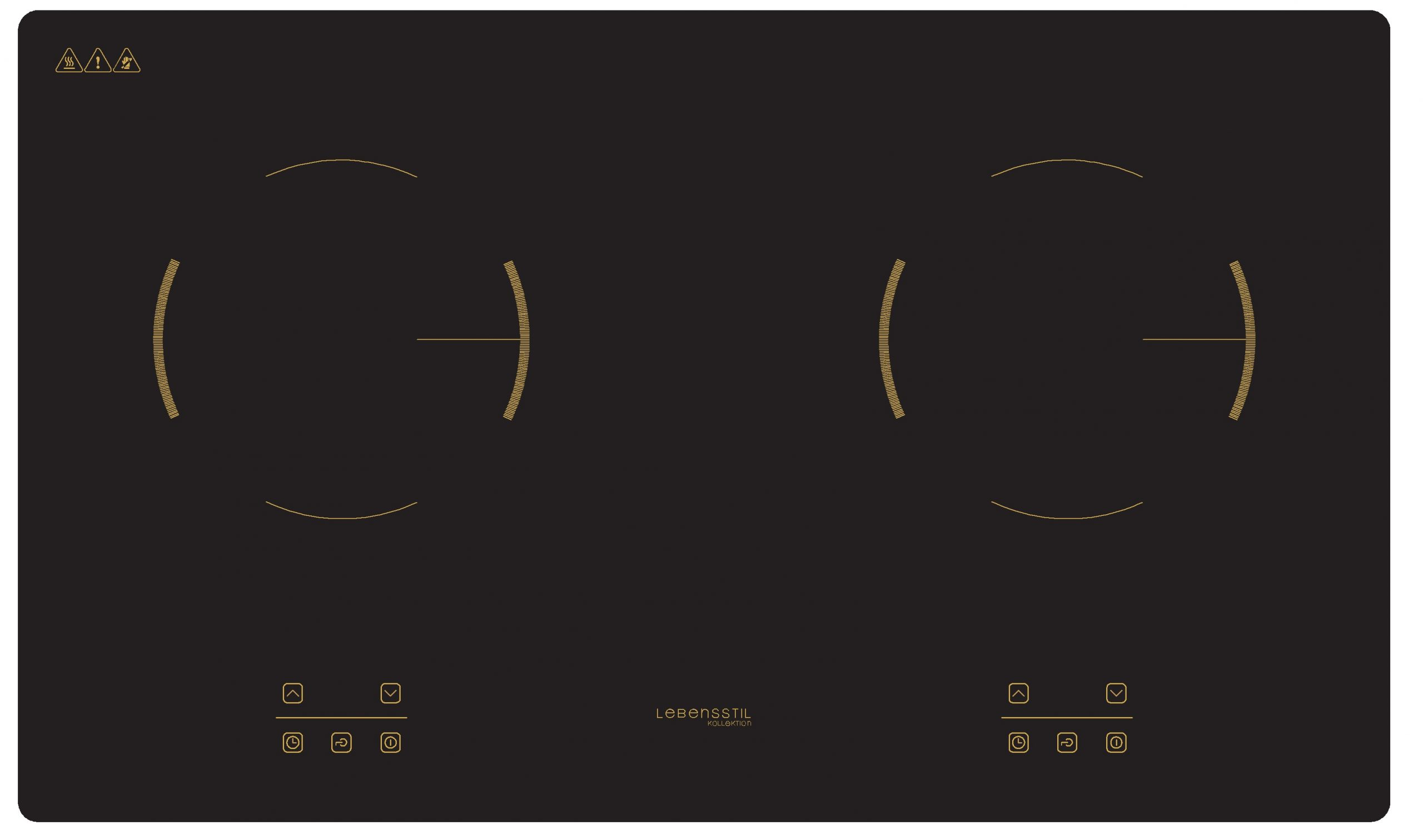 BUILT-IN INDUCTION HOB MODEL LKIH-P7220PH